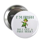 Free Beer? Button