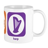 Eat Sleep Harp Mug