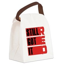 red still got it2 Canvas Lunch Bag