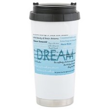 DreamsPostCard Ceramic Travel Mug