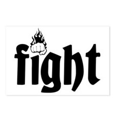 fight7 Postcards (Package of 8)