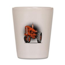 NX_tractor_front view_wkng_HALFTONE Shot Glass