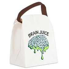 Brain Juice Canvas Lunch Bag
