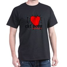 iheartcatpoop T-Shirt