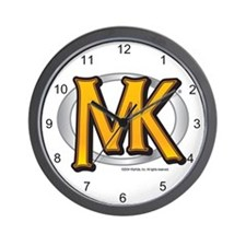Mage Knight Wall Clock