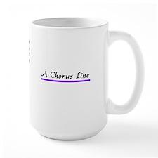 Chorus Line Mug