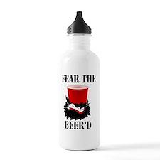 FearTheBeerD Water Bottle