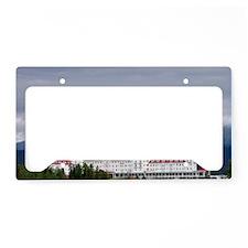 MTWH License Plate Holder