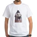 Giordano Bruno White T-Shirt