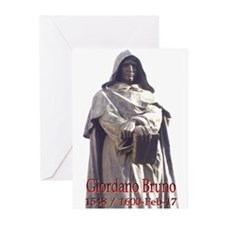 Giordano Bruno Greeting Cards (Pk of 10)