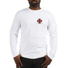 Knights Of The Holy Sepulchre Long Sleeve T-Shirt