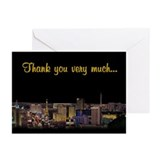 Thank you very much... Las Vegas Cards pkg 6