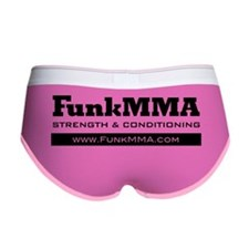 Funk-mma-black Women's Boy Brief