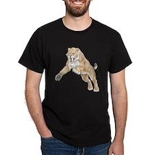 Smilodon Den T-Shirt