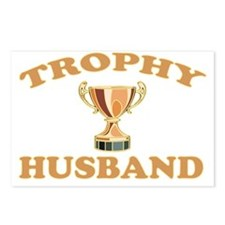 TROPHYHUSBAND Postcards (Package of 8)