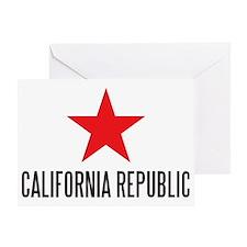 Cali rep Greeting Card