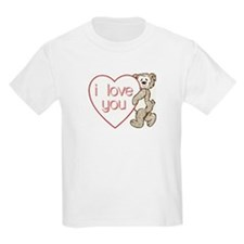 I love you Kids T-Shirt