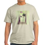 Oh Cubicle Sweet Cubicle Ash Grey T-Shirt