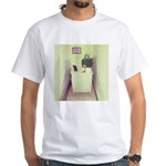 Oh Cubicle Sweet Cubicle White T-Shirt