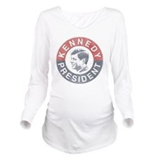 kennedypresident1960 Long Sleeve Maternity T-Shirt