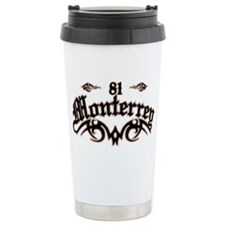 Monterrey 81 Ceramic Travel Mug