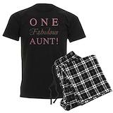 Aunt Men's Pajamas Dark