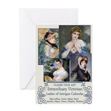 1-A-COVER-Extra-Vict 3 Greeting Card