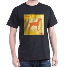 Vizsla Happiness T-Shirt