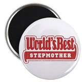 """World's Best Stepmother"" Magnet"