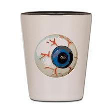 eye teddy Shot Glass