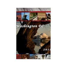 front cover calendar Rectangle Magnet