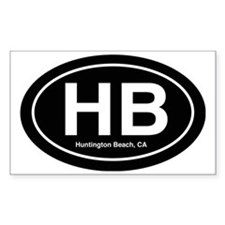 huntington Decal