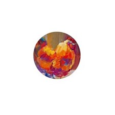 Mother Henn Mini Button