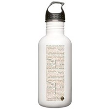 shakespeare_GaiamYogaM Water Bottle