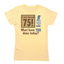 BdayQuestion75 Girl's Tee