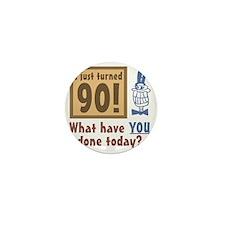 BdayQuestion90 Mini Button