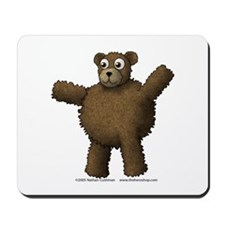 Cuddle Bear Mousepad