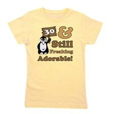 Adorable30 Girl's Tee
