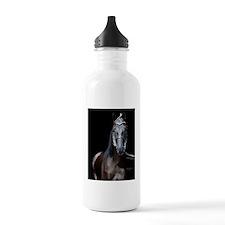 blk_walker_card Water Bottle