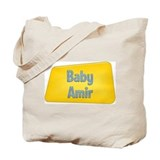 Baby Amir Tote Bag