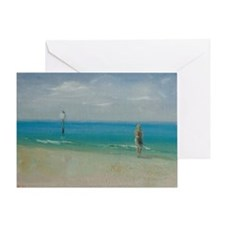 Florida Wind Greeting Card