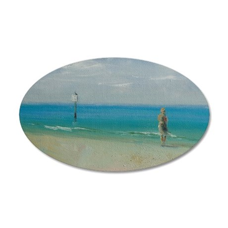 Florida Wind 35x21 Oval Wall Decal