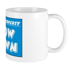 pp slow down Mug
