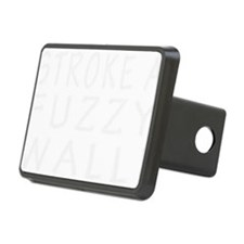 STROKE WHITE Hitch Cover