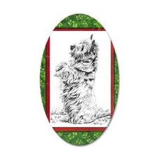 CAIRN XMAS Wall Decal