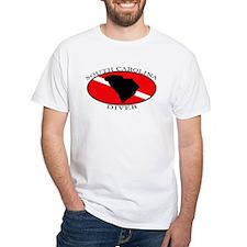 South Carolina Dive Flag Shirt