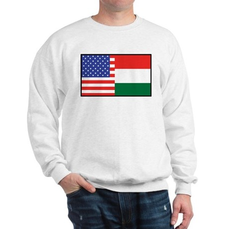 USA/Hungary Sweatshirt