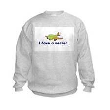 ::: Big Brother Secret Plane ::: Sweatshirt