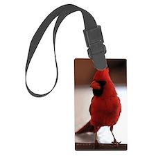 cardinal_lg_framed Luggage Tag