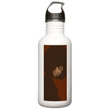 afrolicious4Gclear Water Bottle